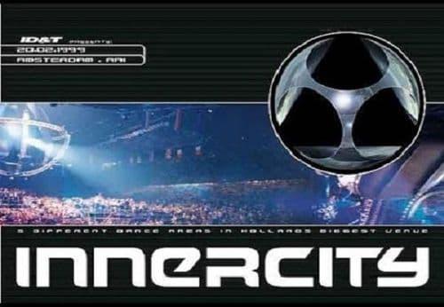 Innercity Dance Festival in Amsterdam Live DJ-Sets Compilation (1999 - 2004)